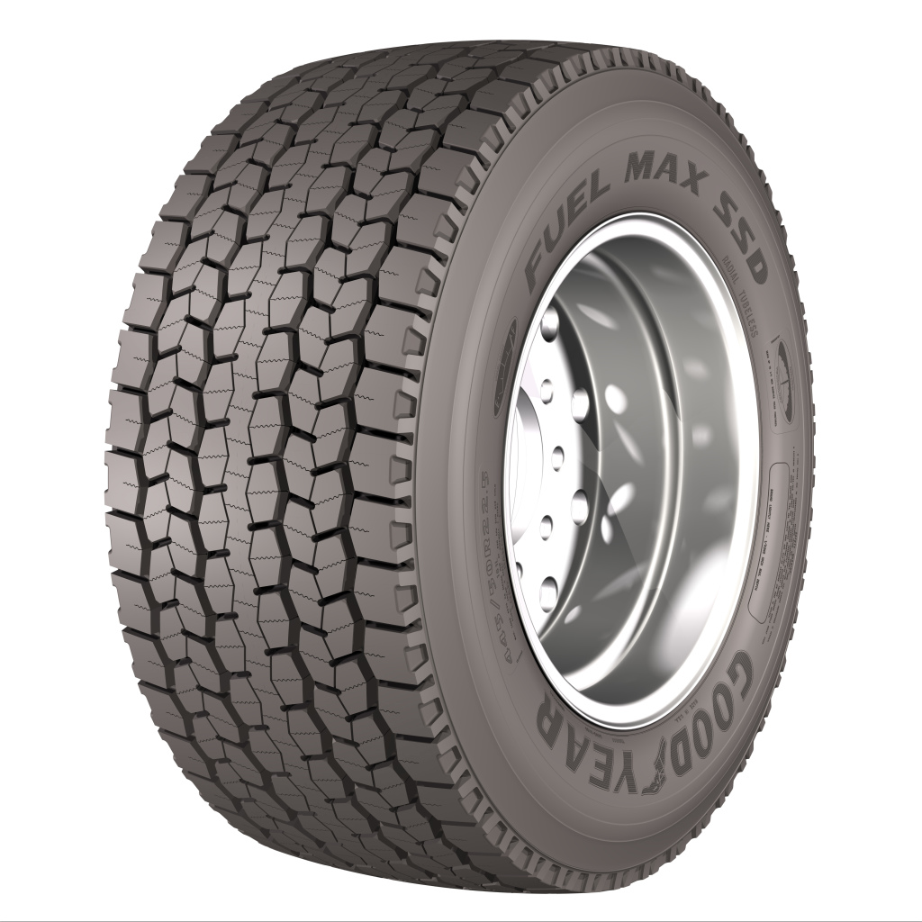 Two New Wide Base Tires On Offer From Goodyear Truck News