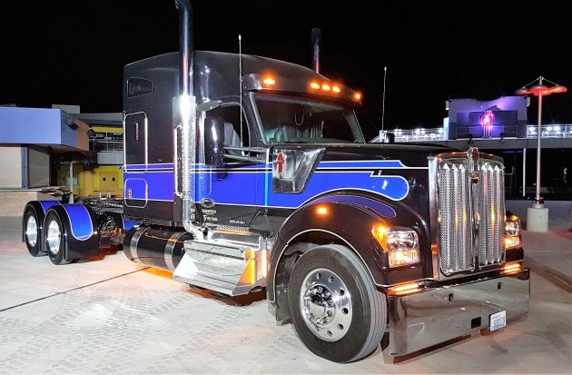 Kenworth unleashes the W990 - Truck News