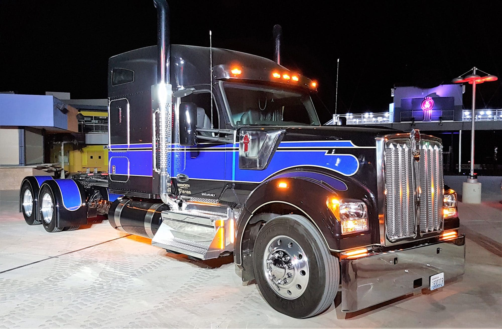 Kenworth Unleashes The W990 Truck News
