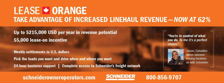 Schneider – Owner Operators
