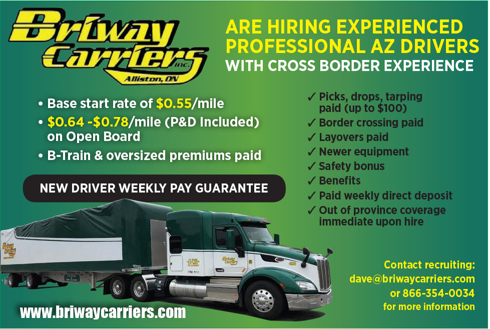 Briway Carriers