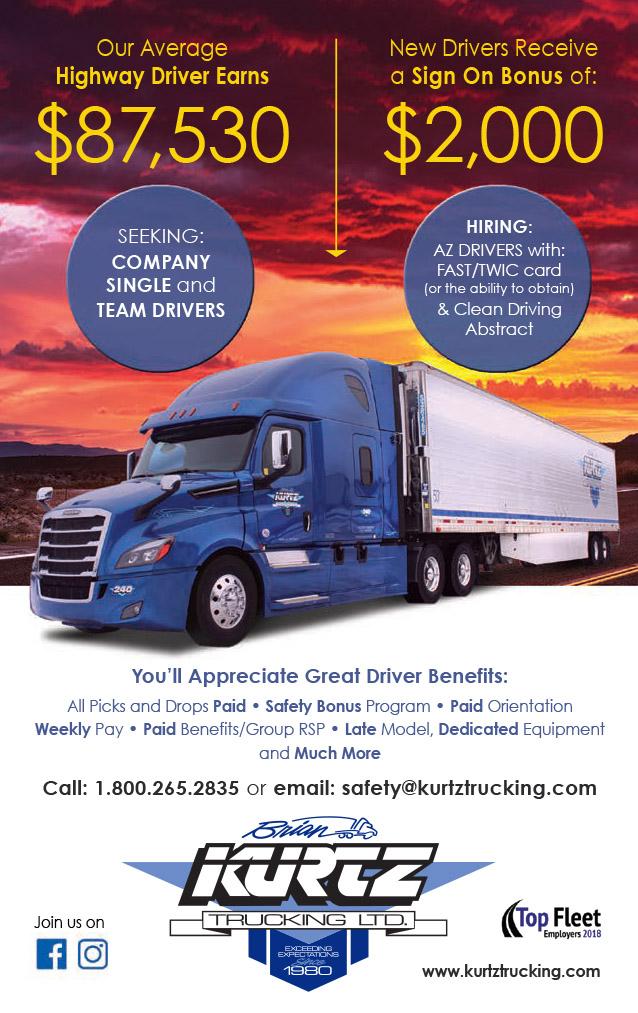 Brian Kurtz Trucking
