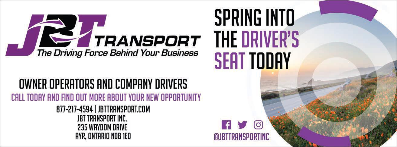JBT Transport