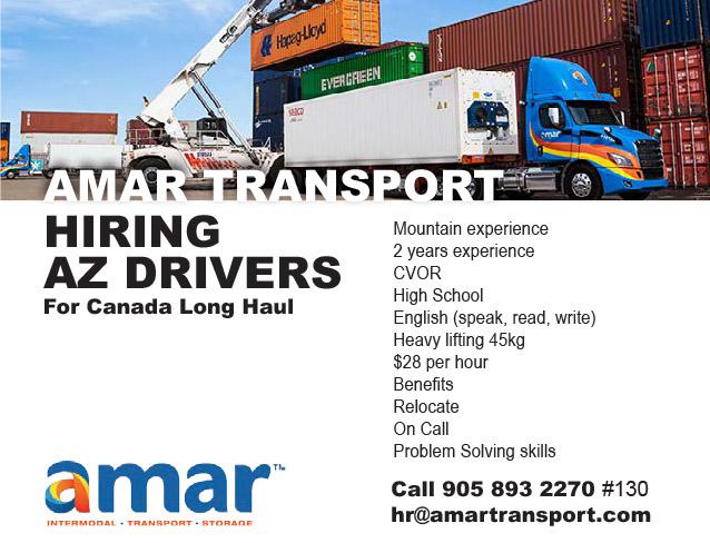 Amar Transport