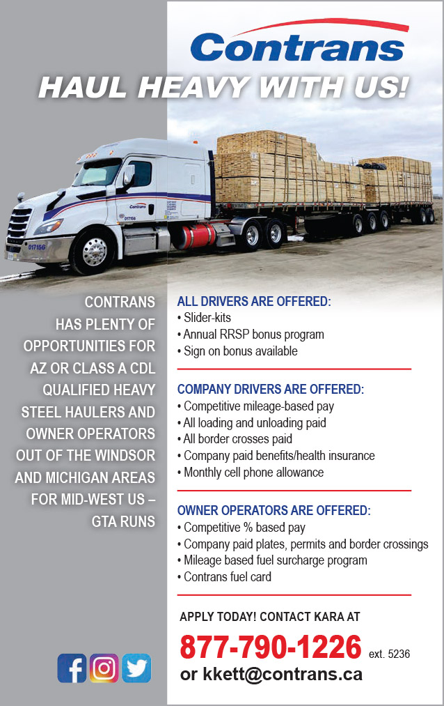Contrans Flatbed Group