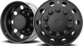 Alcoa Dura-Black Wheels