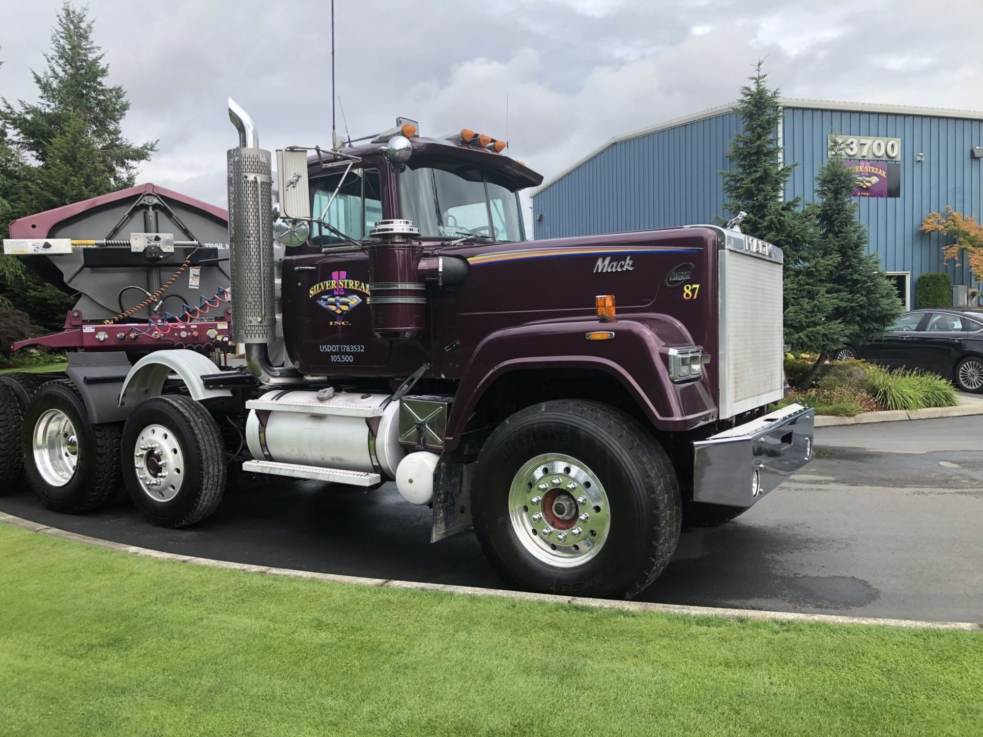 Mack building presence in the west - Truck News