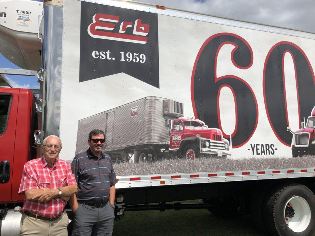 Erb at 60