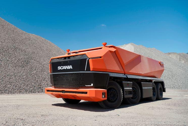 The Scania AXL