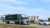 Automated trucks