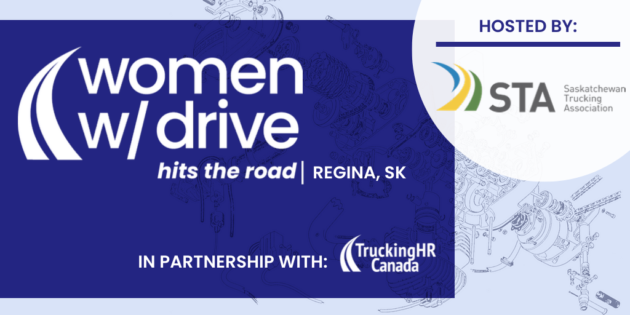 Women with Drive Hits the Road