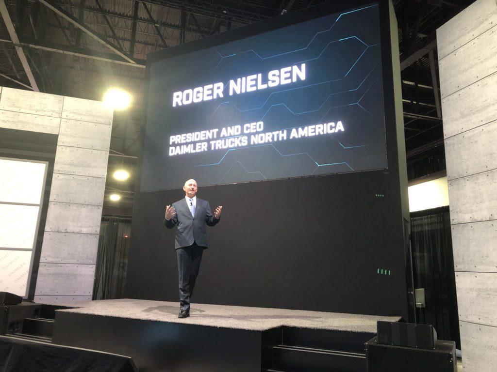 Roger Nielsen, DTNA