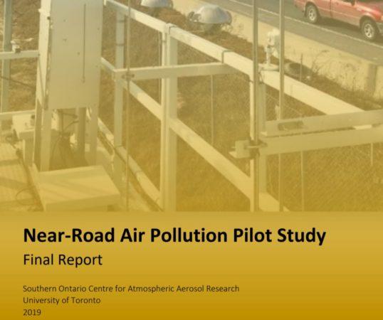 The Near-Road Air Pollution Pilot Study
