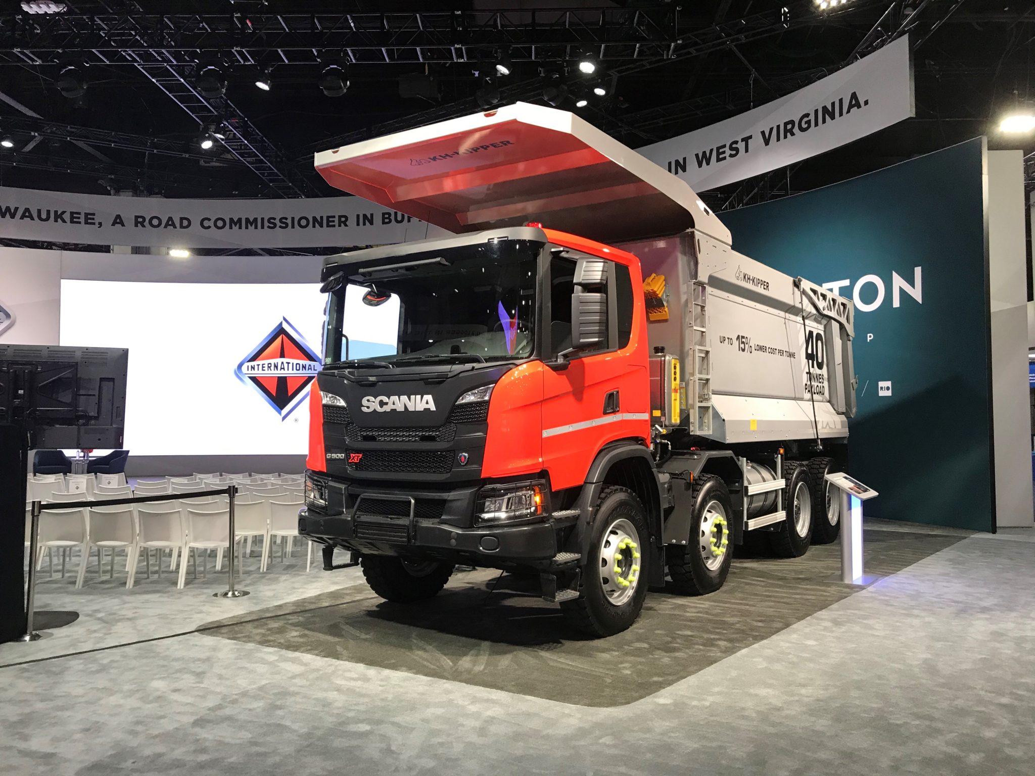 Scania/Navistar