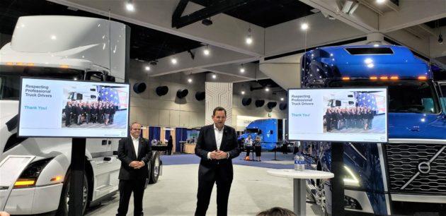 Peter Voorhoeve Volvo Trucks North America