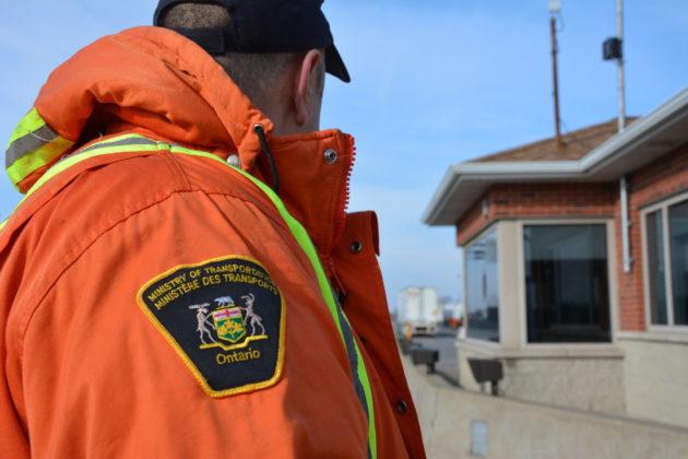 Ontario truck inspection
