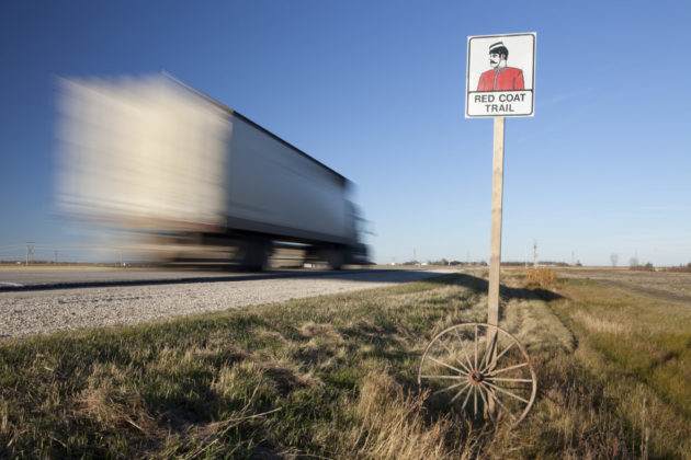 Saskatchewan rest areas