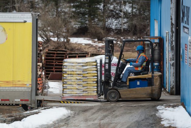transportation and warehouse jobs