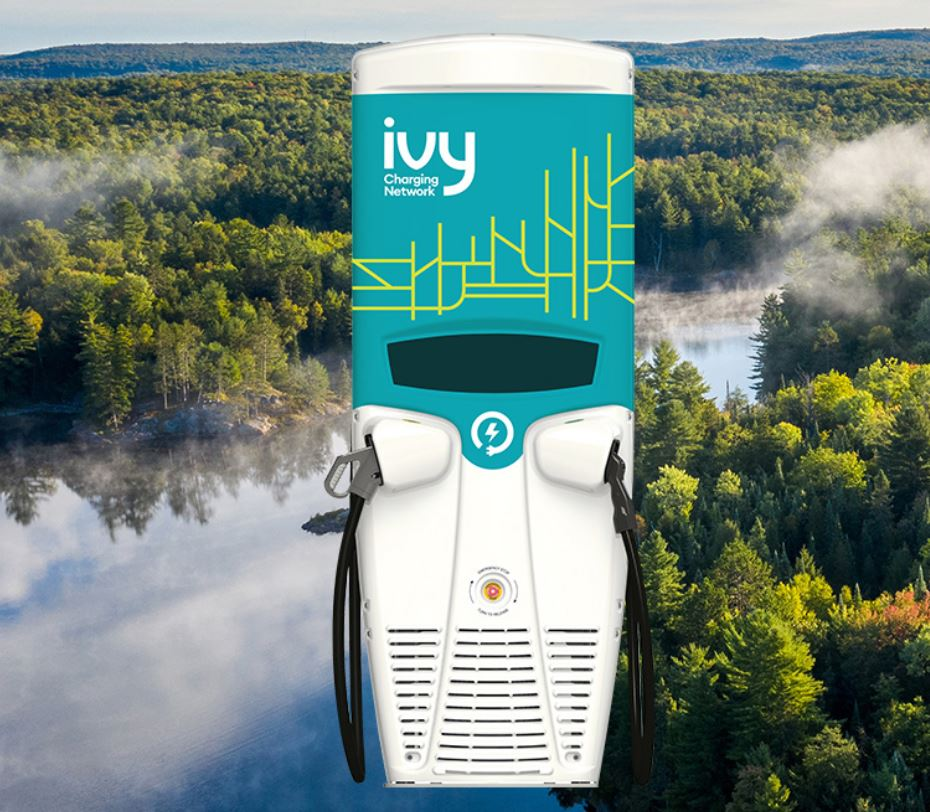 Ivy Charging Network