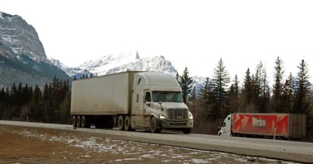Western trucking associations