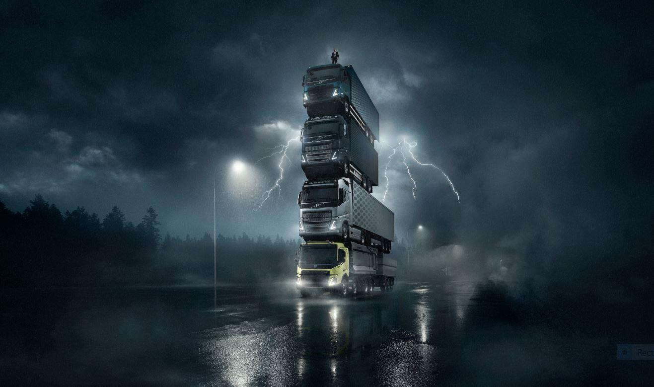 Volvo Truck Tower