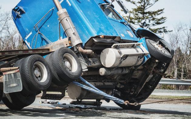 truck insurance claim