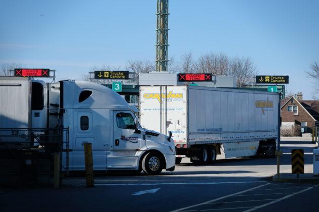 Fast Interviews Postponed At Border Truck News