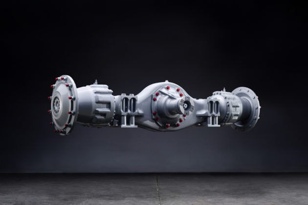 Meritor MCL-541 axle