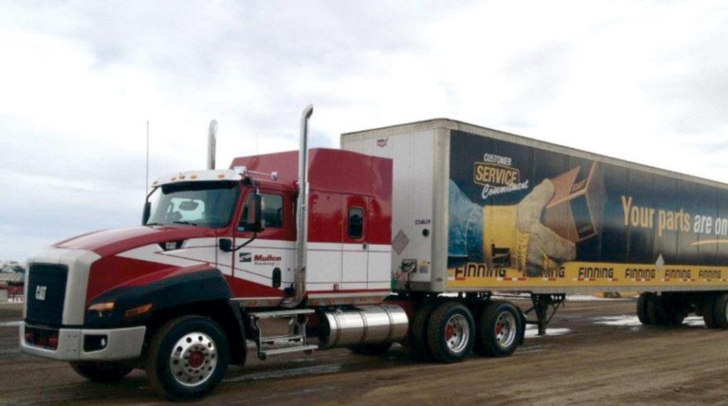 Mullen Trucking