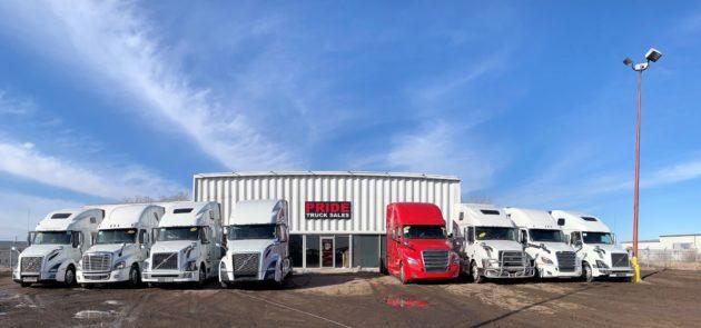 Pride Truck Sales