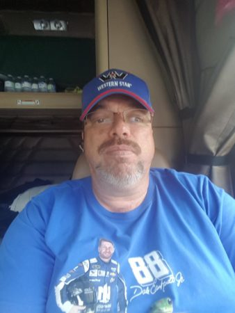 John Power truck driver