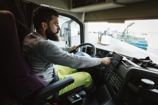 Volvo Trucks telematics