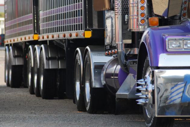 tractor-trailer tires