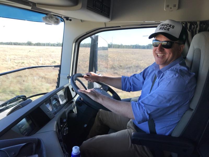 Trucking - Australia