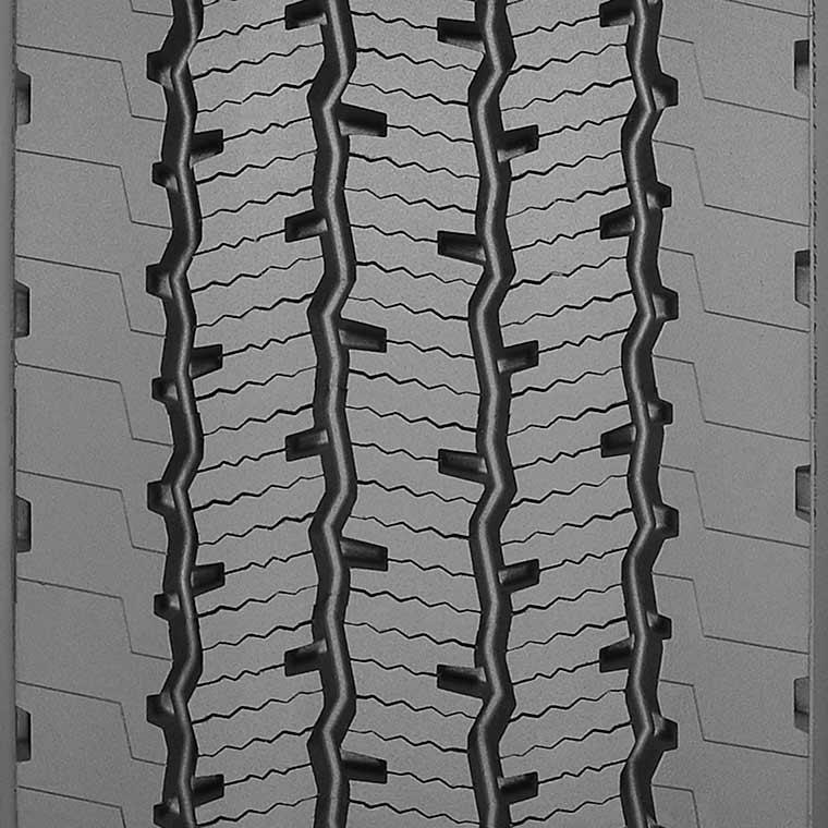 Michelin's X Line Energy D tire