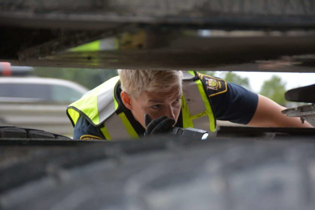 vehicle inspector