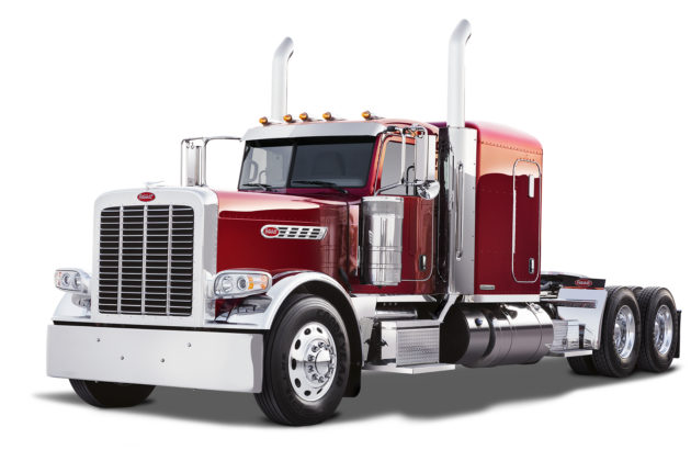 Peterbilt Pride and Class package