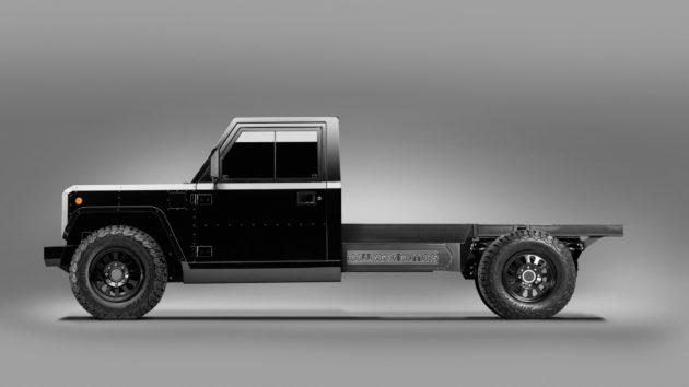 Bollinger electric truck
