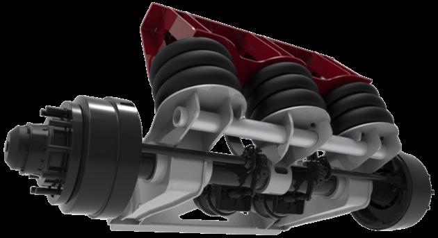 Link-Mfg suspension