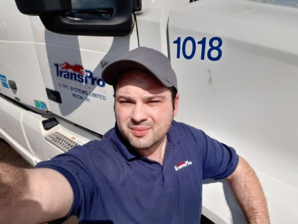 Serge Bukvic, TransPro Freight Systems