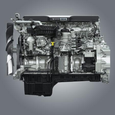 DD15 Gen 5 engine