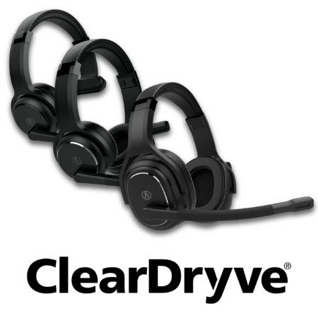 ClearDryve headphones