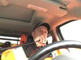 Scott Mooney. Photo: Transpo Pilot Cars