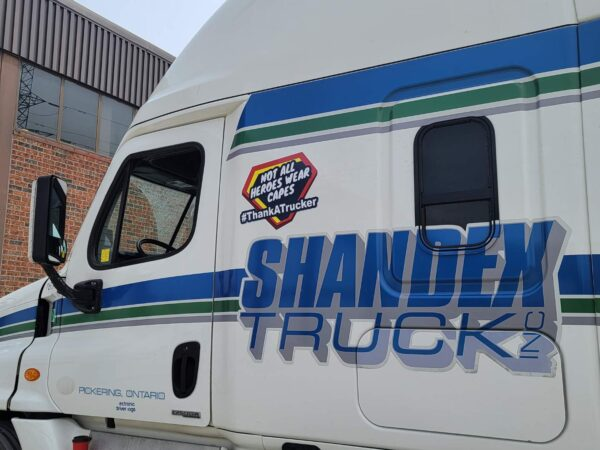 Shandex Truck