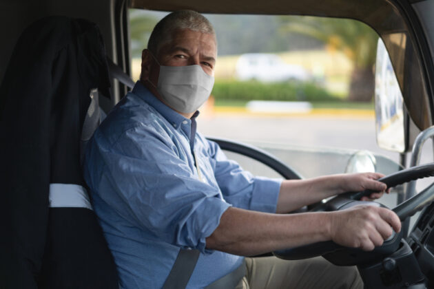 truck driver PPE