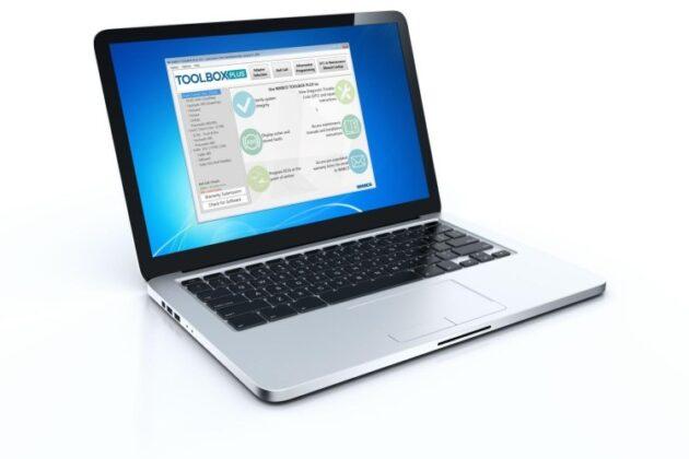 Wabco Toolbox Plus software