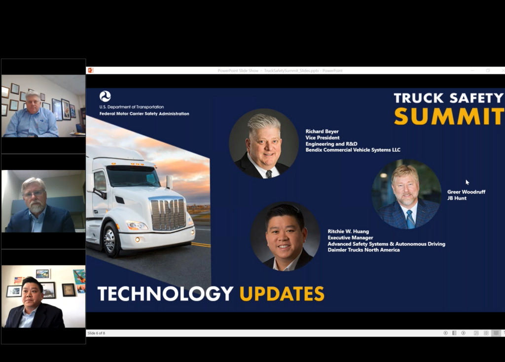 Truck Safety Summit