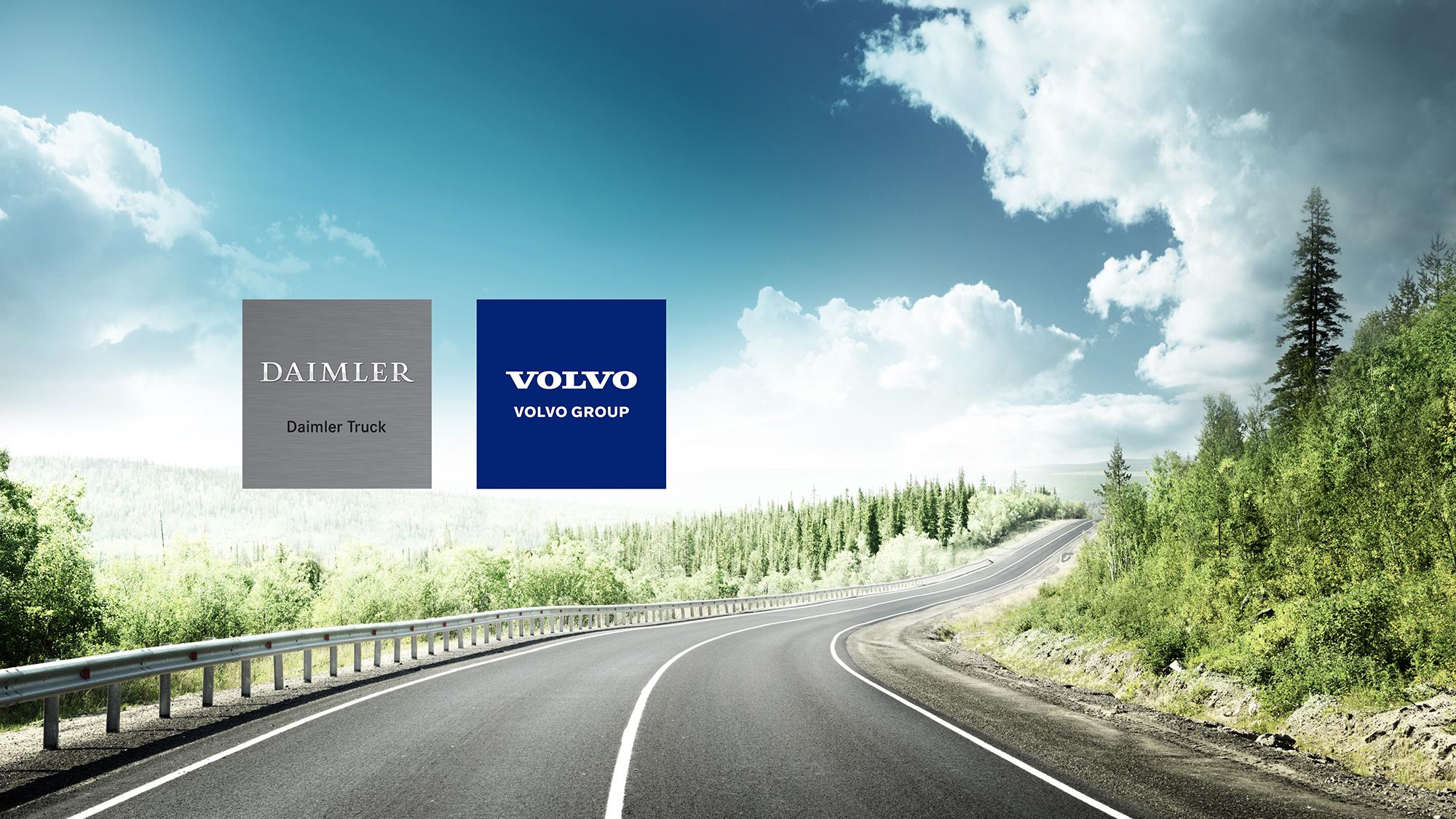 Daimler-Volvo