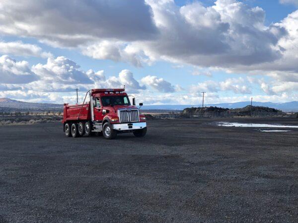 Western Star vocational truck