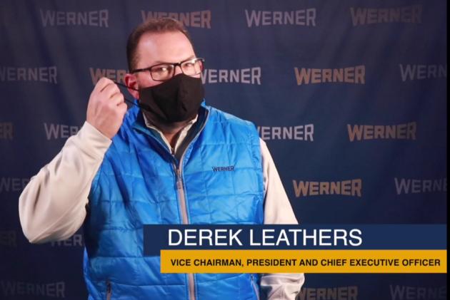 Derek Leathers - Werner
